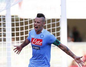 Chievo Verona vs Napoli - Serie A Tim 2013/2014