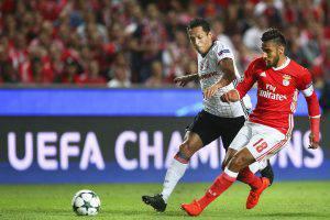 Benfica Lisbon vs Besiktas Istanbul