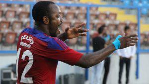 Spor Toto Süper Lig maçında Kardemir Karabükspor, Trabzonsporu 4-0 yendi