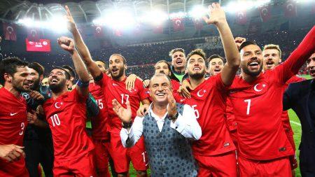 Euro 2016 Türkiye Milli Takım Kadrosu