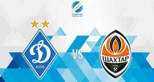 Shakhtar Donetsk Dinamo Kiev Maçı İddaa Tahmini 17.05.2017