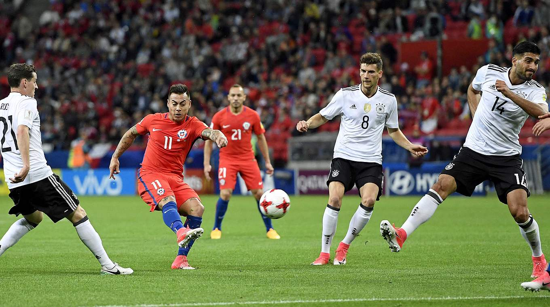 Almanya Kamerun Maçı İddaa Tahmini 25.6.2017
