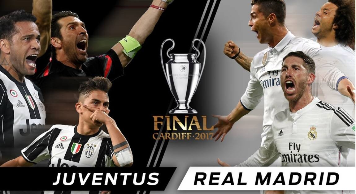 Juventus Real Madrid Maçı İddaa Tahmini ve Yorumu 03.06.2017