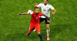 Şili Almanya Maçı İddaa Tahmini 2.7.2017