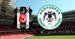 Beşiktaş Konyaspor Maçı İddaa Tahmini 6.8.2017