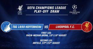 Hoffenheim Liverpool Maçı İddaa Tahmini 15.8.2017