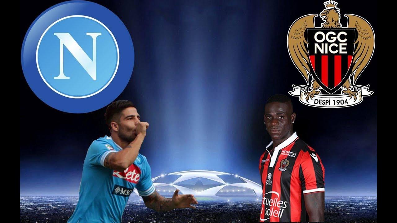 Napoli Nice Maçı İddaa Tahmini 16.8.2017