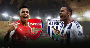 Arsenal - West Bromwich İddaa Tahmini 25.9.2017