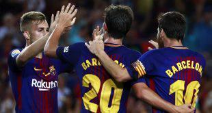 Barcelona Eibar Maçı İddaa Tahmini 19.9.2017