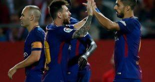 Barcelona – Las Palmas İddaa Tahmini 1.10.2017