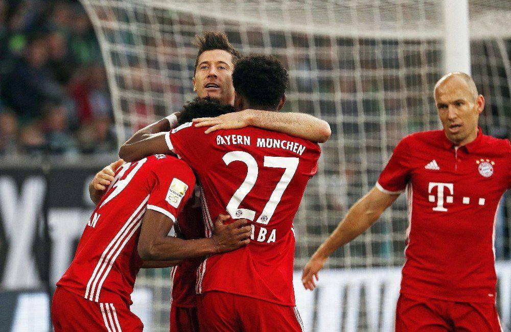 Bayern Münih Wolfsburg Maçı İddaa Tahmini 22.9.17