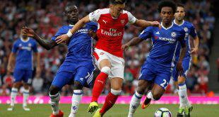 Chelsea Arsenal Maçı İddaa Tahmini 17.09.2017