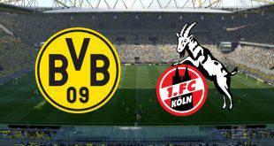B. Dortmund Köln Maçı İddaa Tahmini 17.09.2017