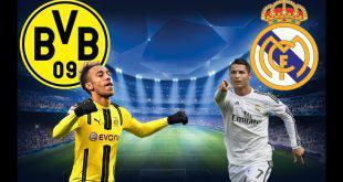 Dortmund - Real Madrid İddaa Tahmini 26.9.2017