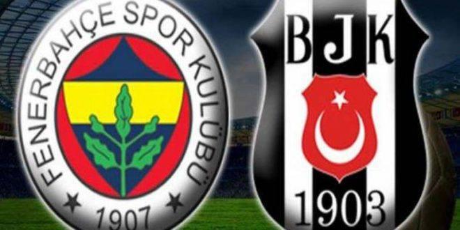 Fenerbahçe – Beşiktaş İddaa Tahmini 23.9.2017