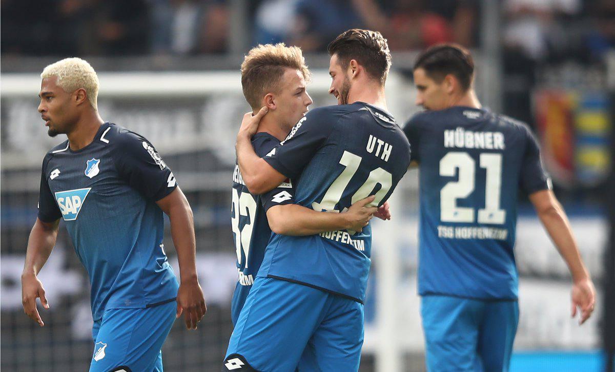 Ludogorets - Hoffenheim İddaa Tahmini 27.9.2017