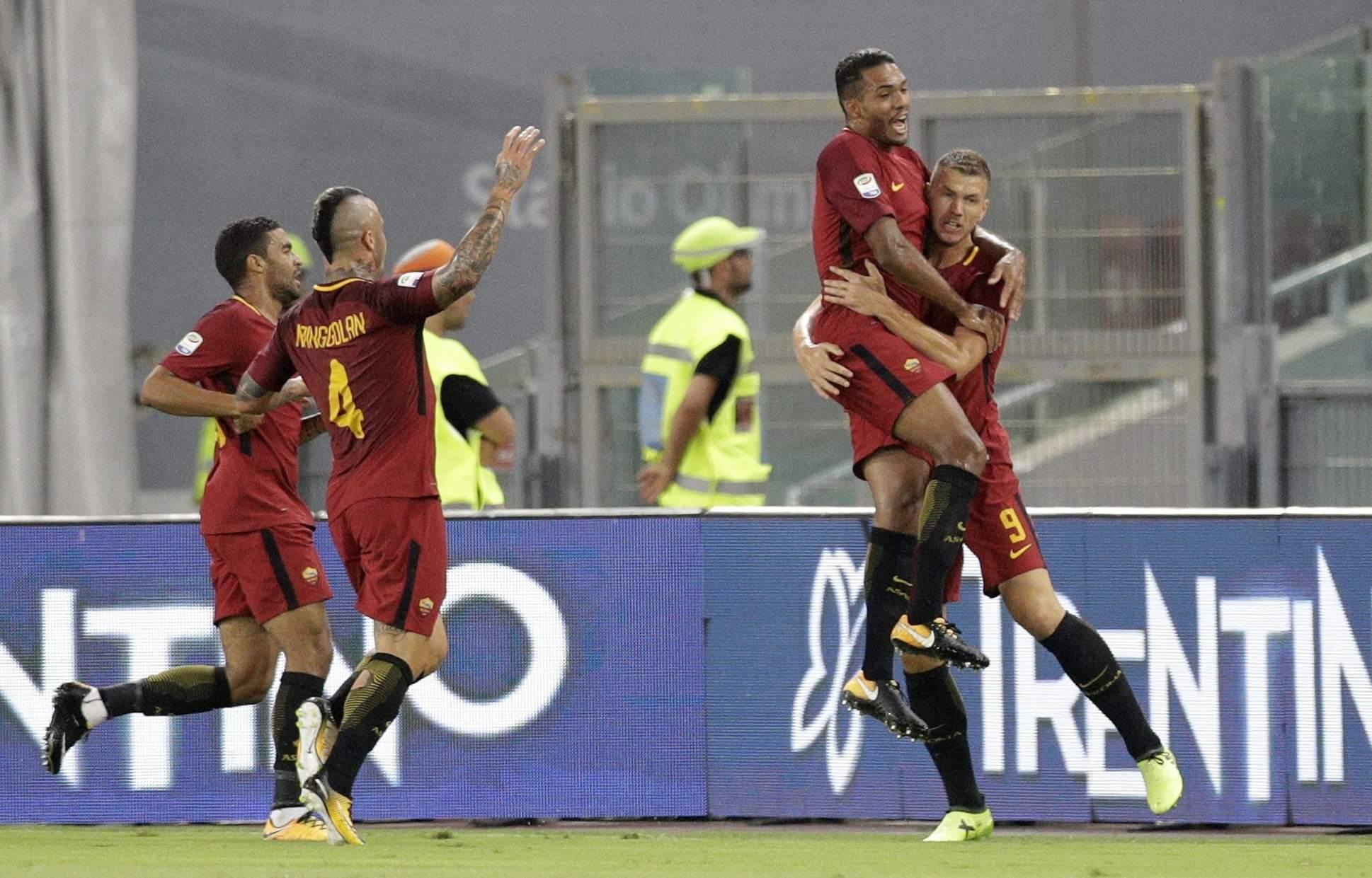 Sampdoria Roma Maçı İddaa Tahmini 9.9.2017