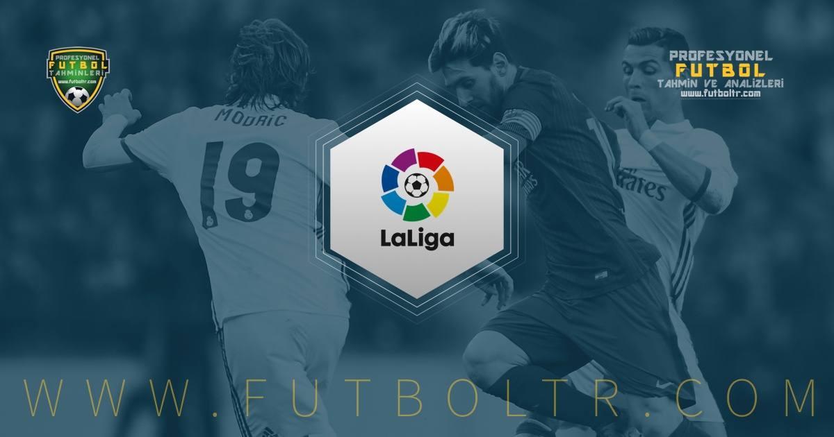 İspanya La Liga İddaa Tahminleri