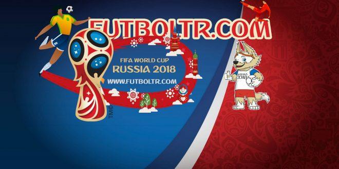 Rusya 2018 Dünya Kupası
