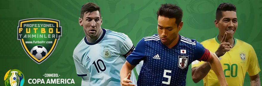 Copa America 2019 İddaa Tahminleri