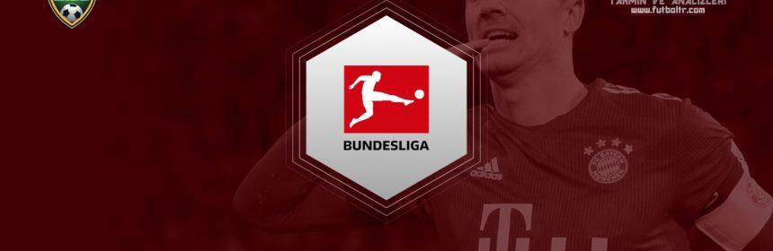 Almanya Bundesliga İddaa Tahminleri