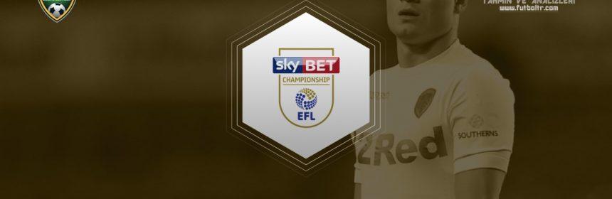 İngiltere Championship Ligi İddaa Tahminleri