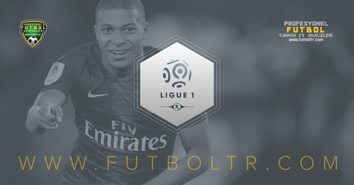 Fransa Ligue 1 İddaa Tahminleri