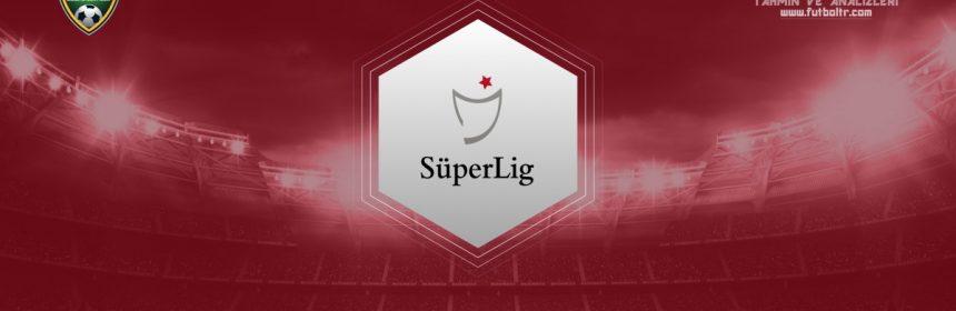 Türkiye Süper Ligi İddaa Tahminleri